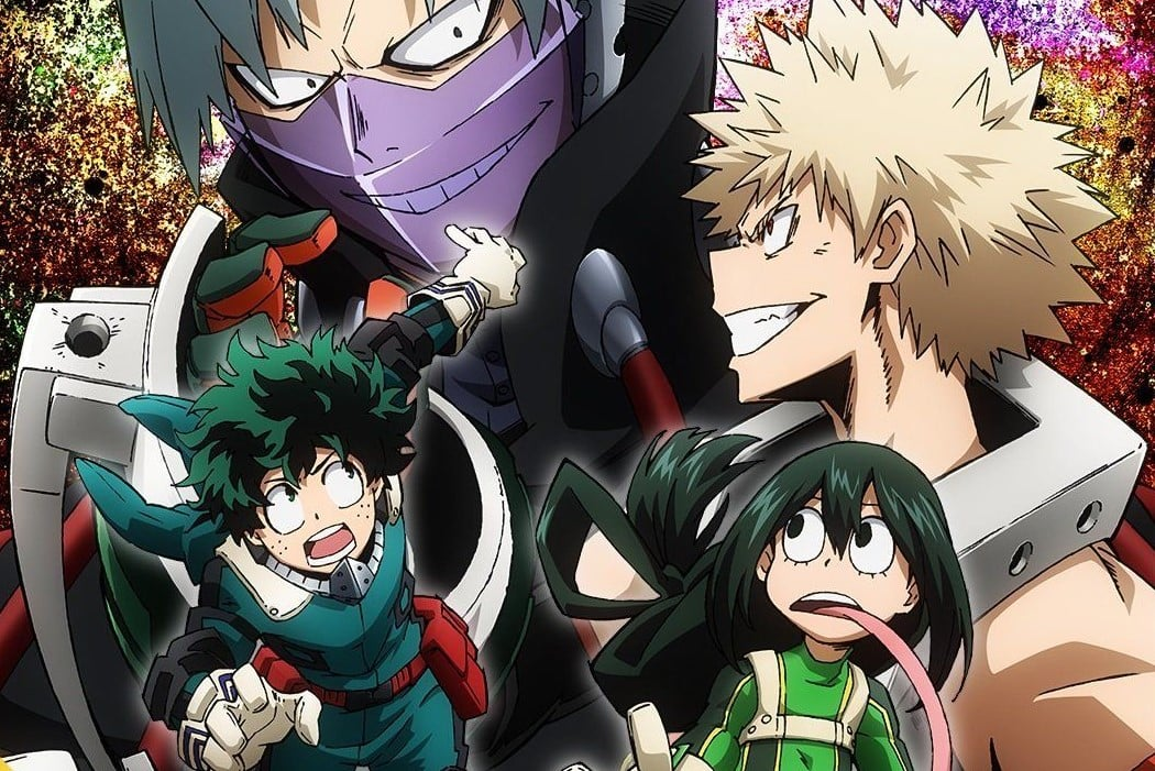 Boku No Hero Academia – OVA 2 Training of the Dead