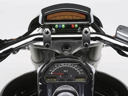 New Suzuki Intruder 150 speed console