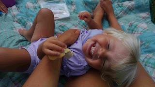 il sorriso dei bambini è amore