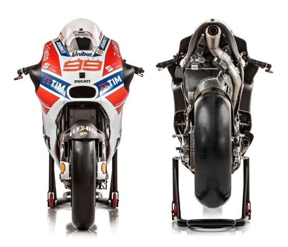 MotoGP 2017 : Resmi bersama tim pabrikan Ducati, ini kata Lorenzo tentang Desmosedici GP 17