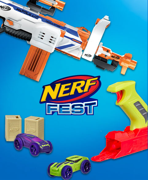 Savvy Spending: Toys R Us: Nerf Fest in stores on 8/26! Free