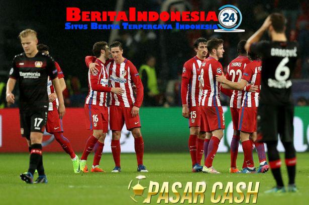 Banjir Gol Terjadi Pada Leg Pertama Liga Champions