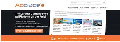 Ad Networks:AdBlade