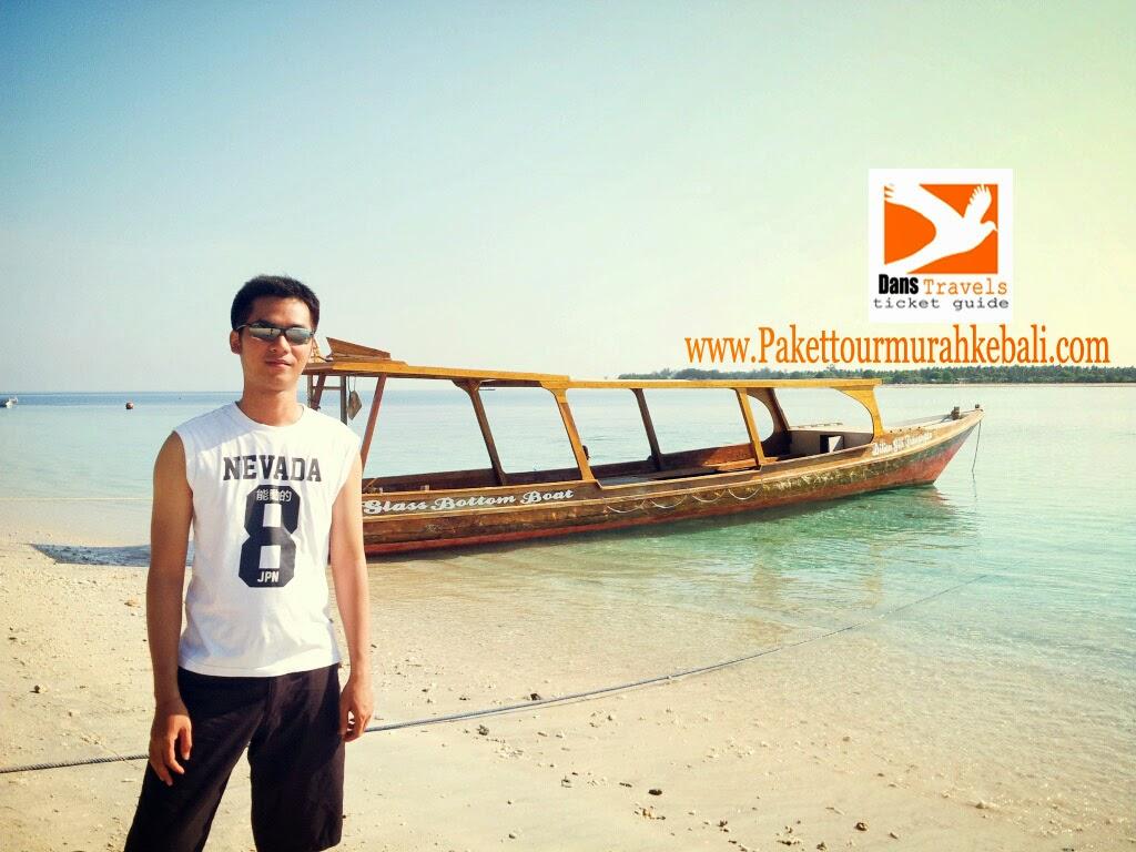 Fast Boat ke Gili Trawangan