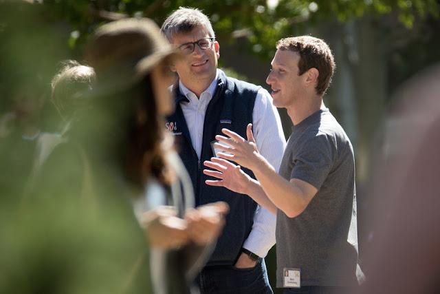 Facebook gerou mais de 2 bilhões em lucro neste trimestre - MichellHilton.com
