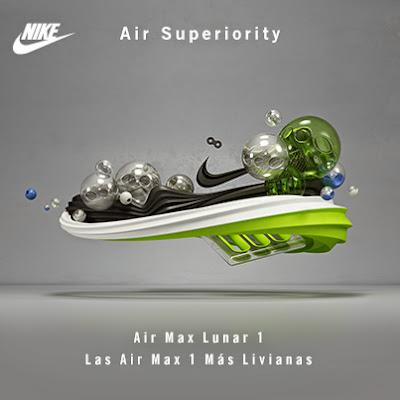 Nike Air Max Lunar 1 en #TiendaFitzrovia.