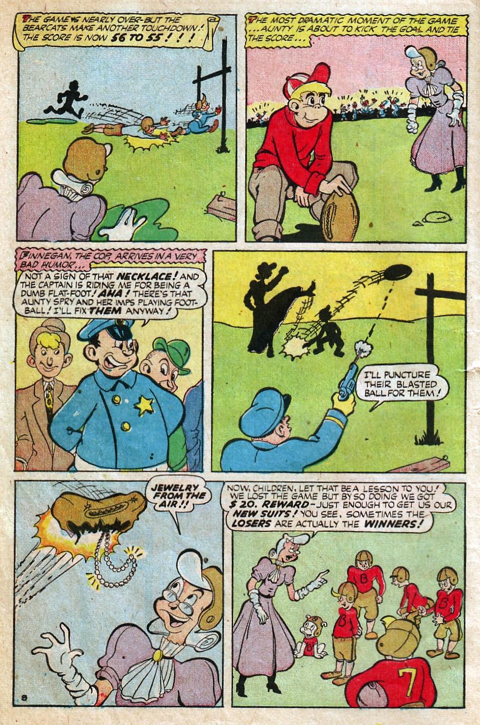 Jingle Jangle Comics issue 11 - Page 12