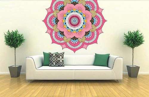 Pintor en madrid pintura de interiores y exteriores los - Pinturas para decorar paredes ...
