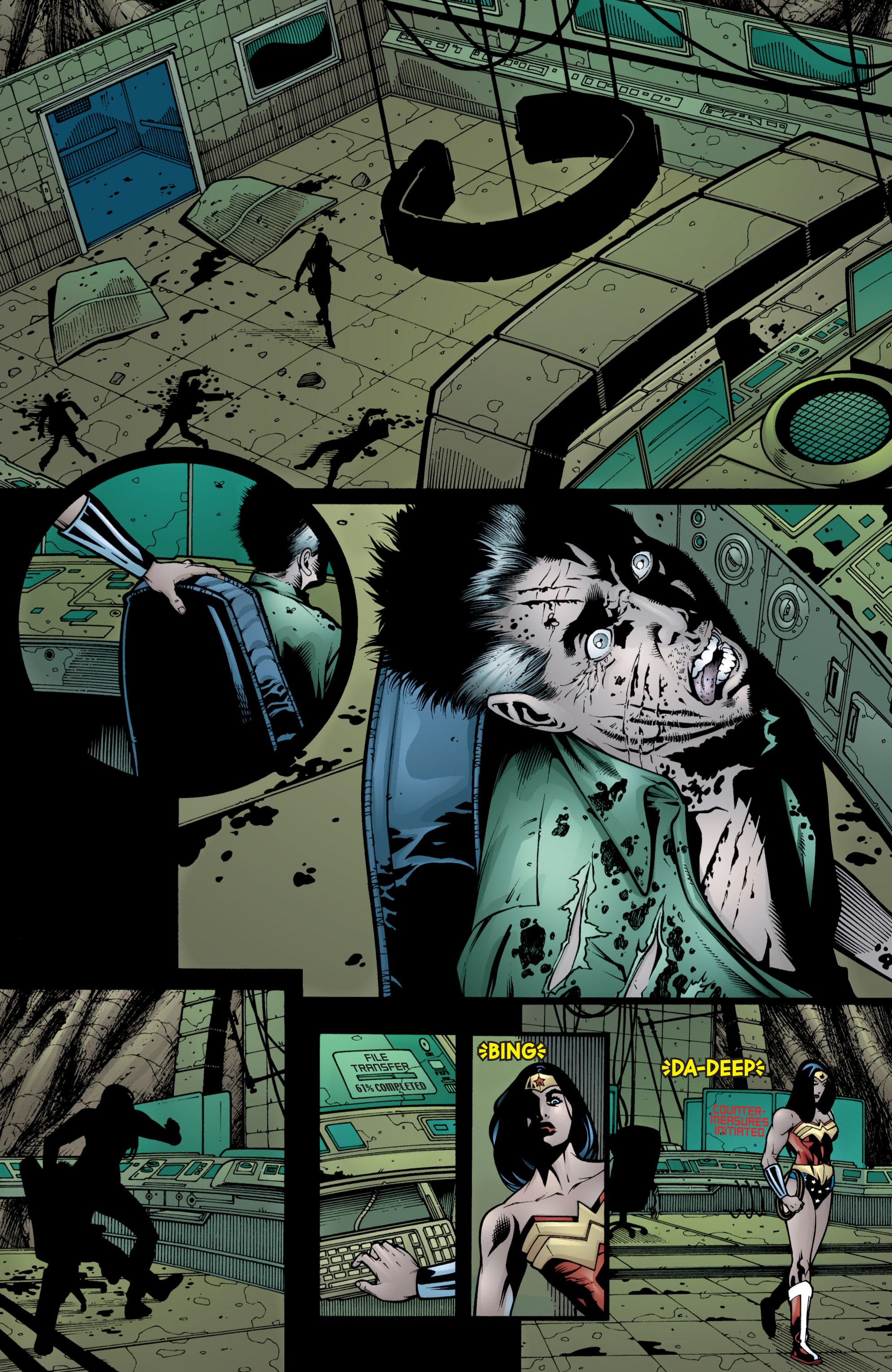Read online Wonder Woman (1987) comic -  Issue #206 - 14