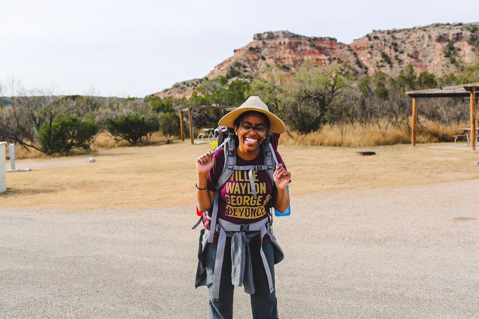 bullzerk Tshirt in Palo Duro Canyon