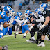 UB football wraps up spring drills with Blue & White scrimmage
