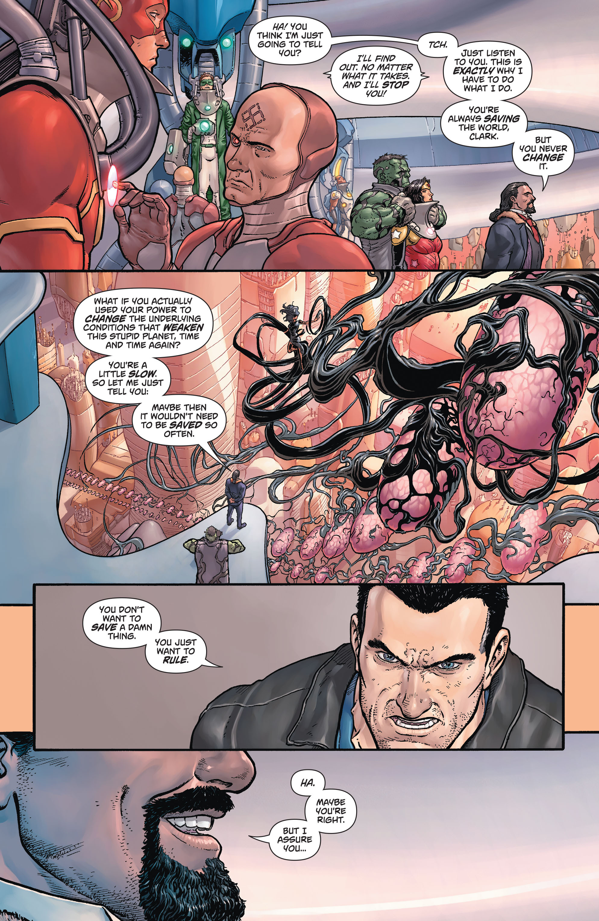 Read online Action Comics (2011) comic -  Issue #48 - 7
