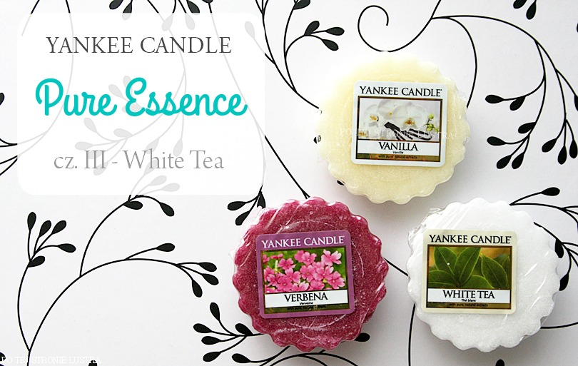 kolekcja pure essence yankee candle