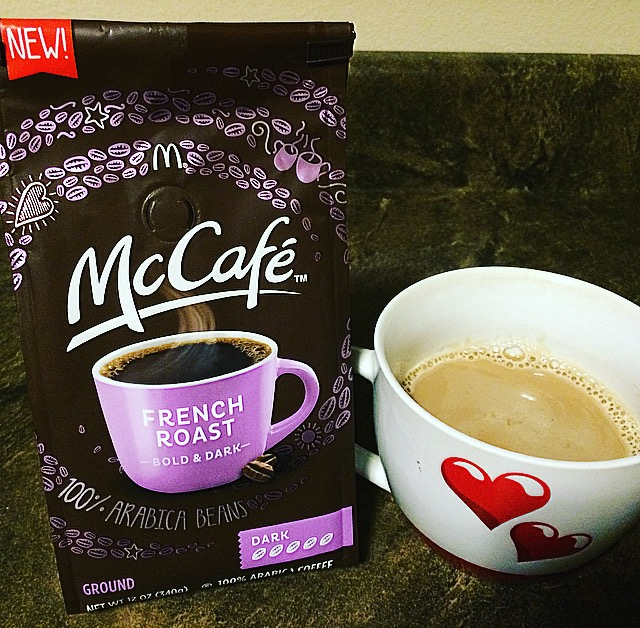 mccafe dark roast