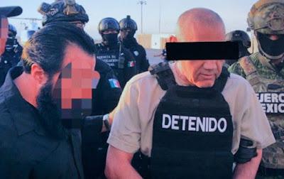 """El narcotraficante mexicano de apodo """"El Licenciado"""" recibe cadena perpetua"""