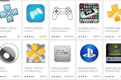 Emulator PSP Android terbaik