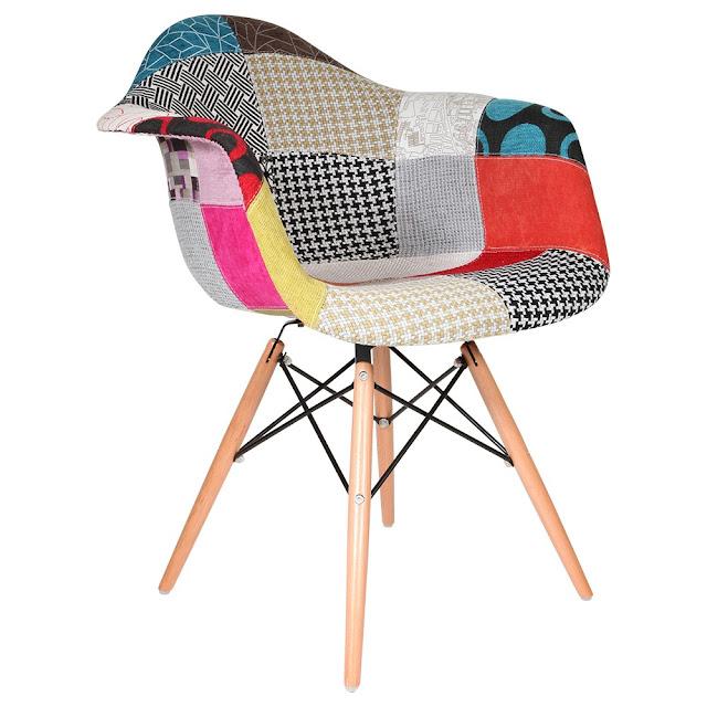 Cadeiras Eames - As cadeiras minimalista e decorativas
