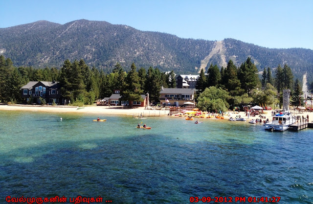 North Shore of Lake Tahoe