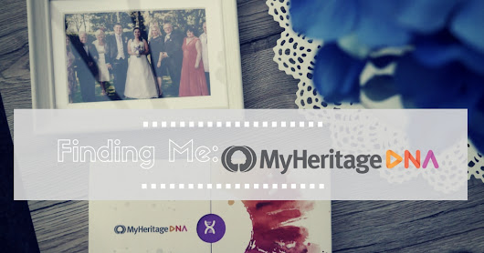 Finding Me: with My Heritage DNA
