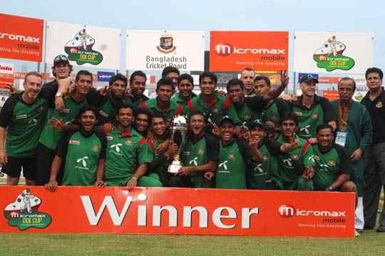 Bangladesh Cricket News Information Update Odi Cricket Of