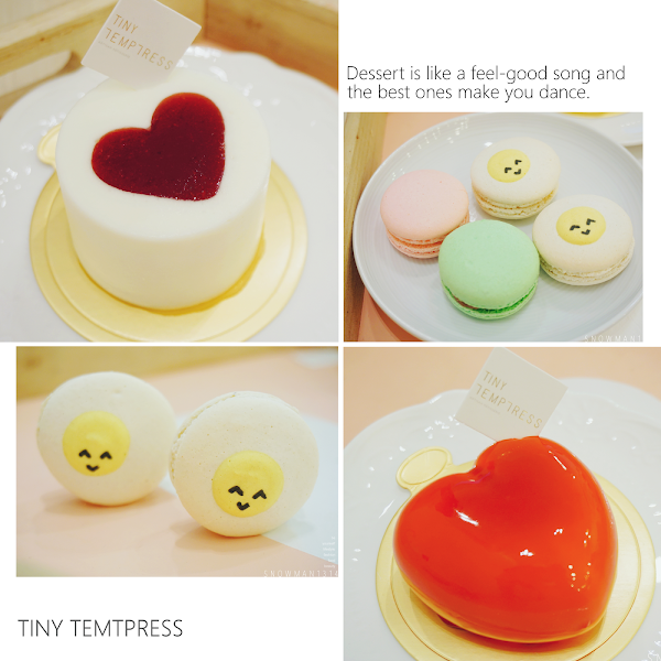 Sweet Moment at TINY TEMPTRESS @ Sri Petaling