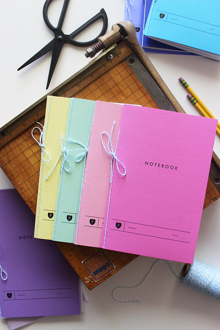 picture relating to Printable Notebooks titled Simplest of Back again in the direction of Higher education Rainbow Printable Notebooks Poppytalk