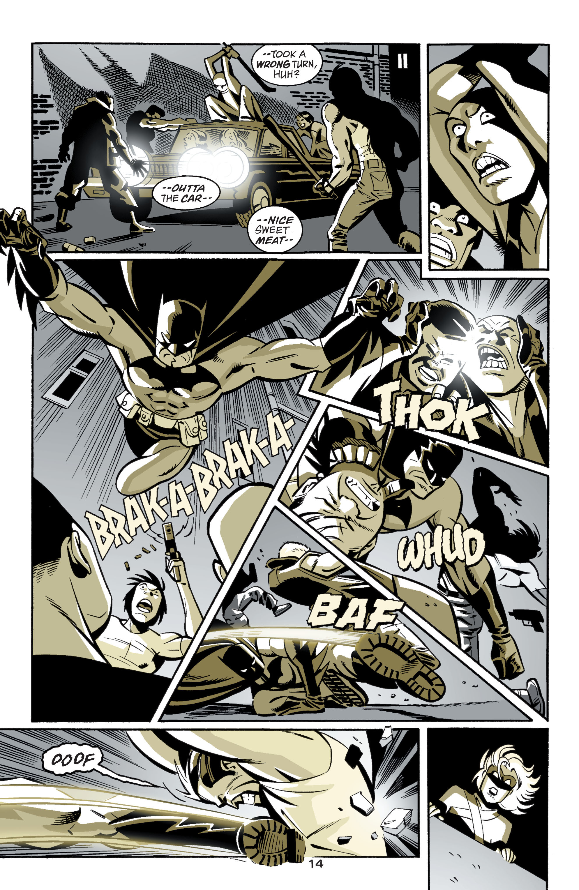 Detective Comics (1937) 762 Page 14