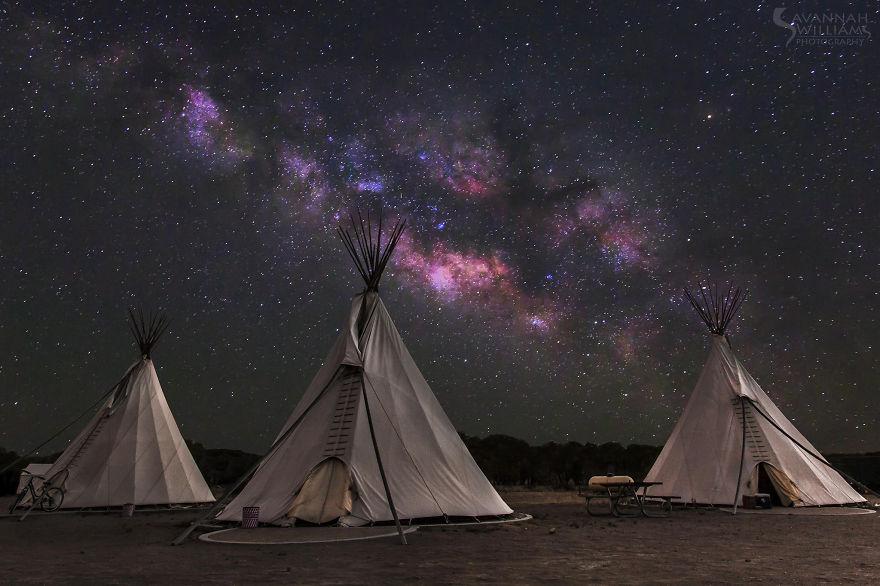 starry Night Sky-8