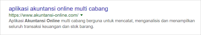 Optimasi title tags untuk SEO