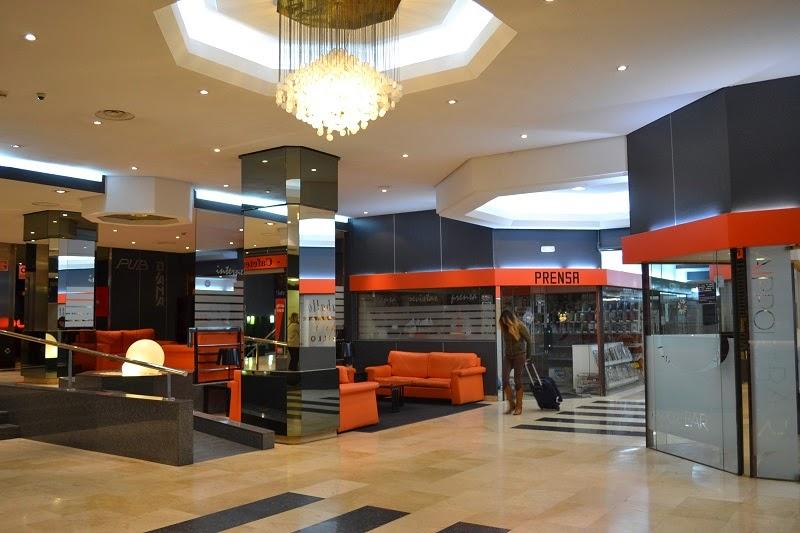 Madrid, Espagne, Hotel, City Live Diana, aéroport