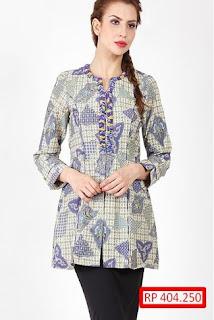 Desain Batik Wanita Muslimah
