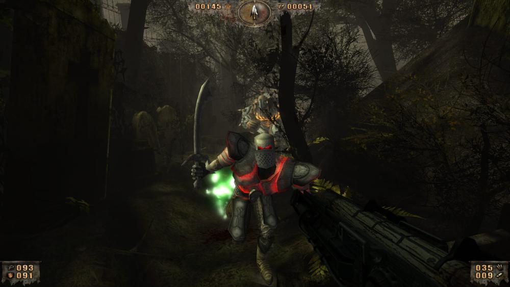 painkiller recurring evil PC screenshot