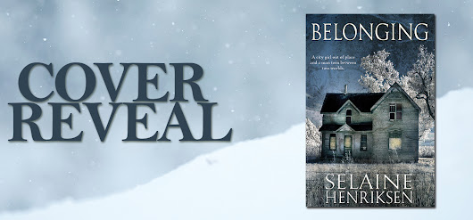 Cover reveal . . .  BELONGING