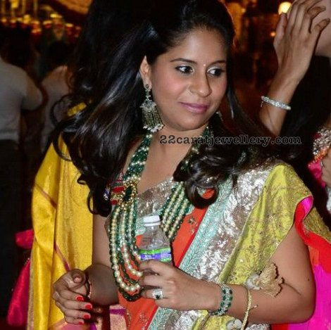 Anushpala Kamineni Trendy Jewellery