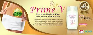 PRIME V (sabun kewanitaan)