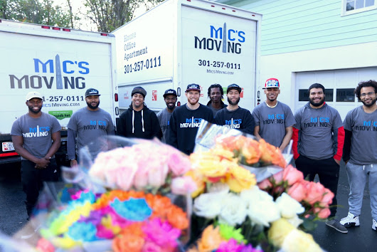 Happy Mother's Day from Mic's Moving
