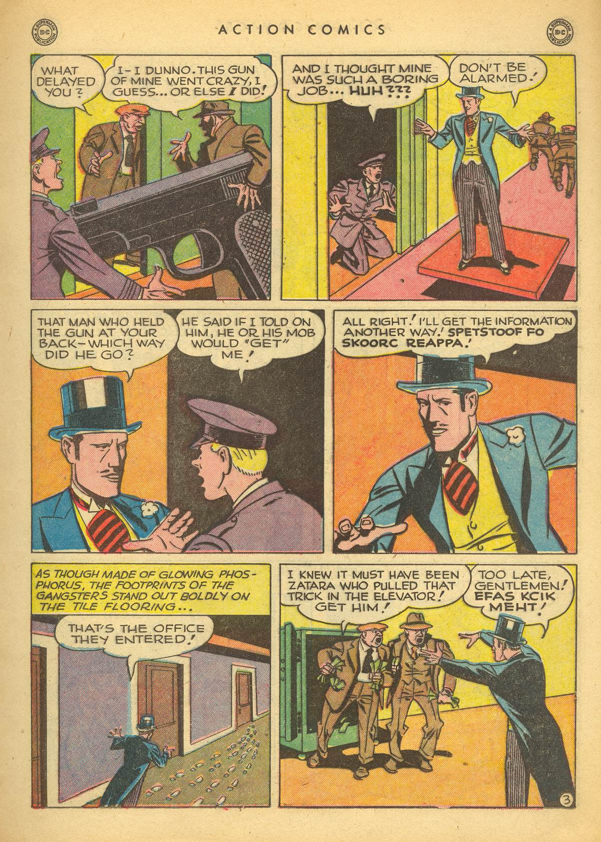 Read online Action Comics (1938) comic -  Issue #109 - 19