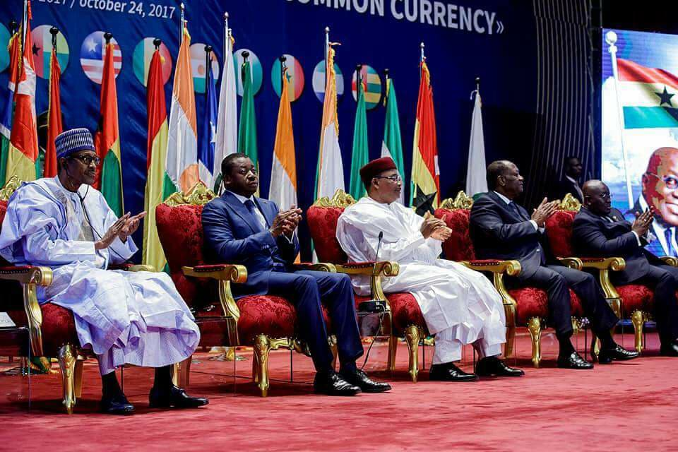 Buhari to attend ECOWAS meeting on common currency in Niamey