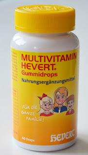 Hevert Multivitamin Gummidrops