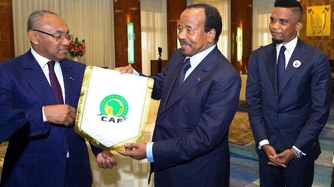 CAF withdraws hosting rights for AFCON 2019 from Cameroon