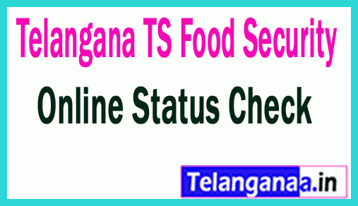Telangana Ration Card Status Check Online