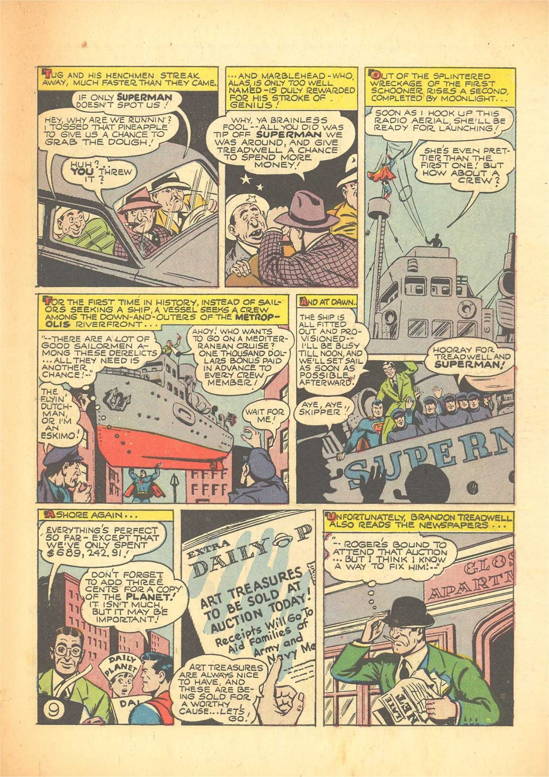 Action Comics (1938) 65 Page 10