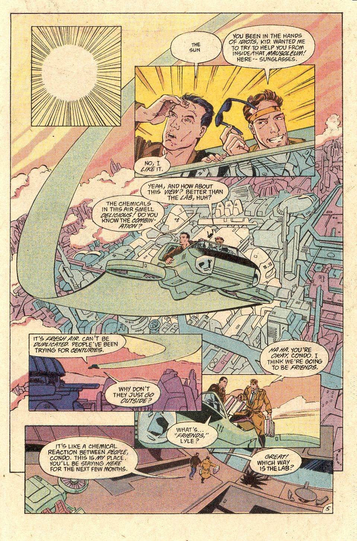Read online Secret Origins (1986) comic -  Issue #47 - 30