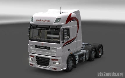 DAF Fresh Express Skin