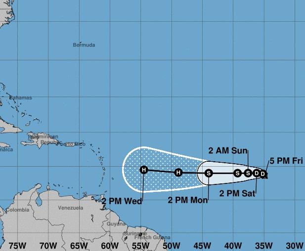 Depresión-Tropical-podría-convertirse-en-Huracán