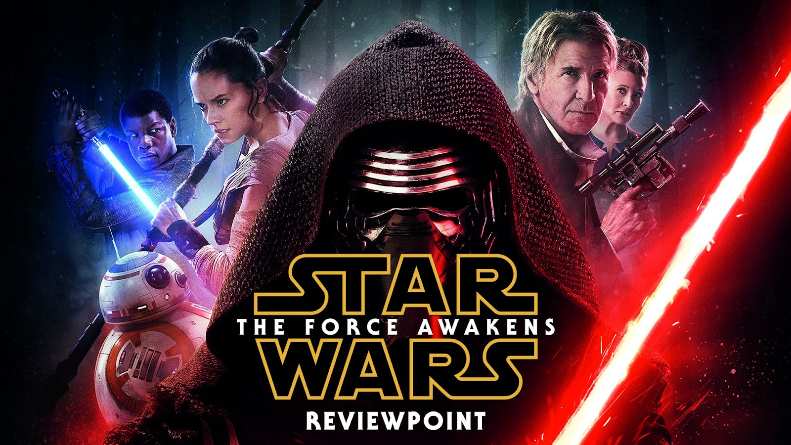 movie review Star Wars: Episode VII - The Force Awakens podcast