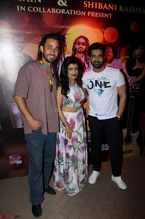 Shibani Kashyap Launches her Music Single led 24 Hours Irresponsible 026.JPG