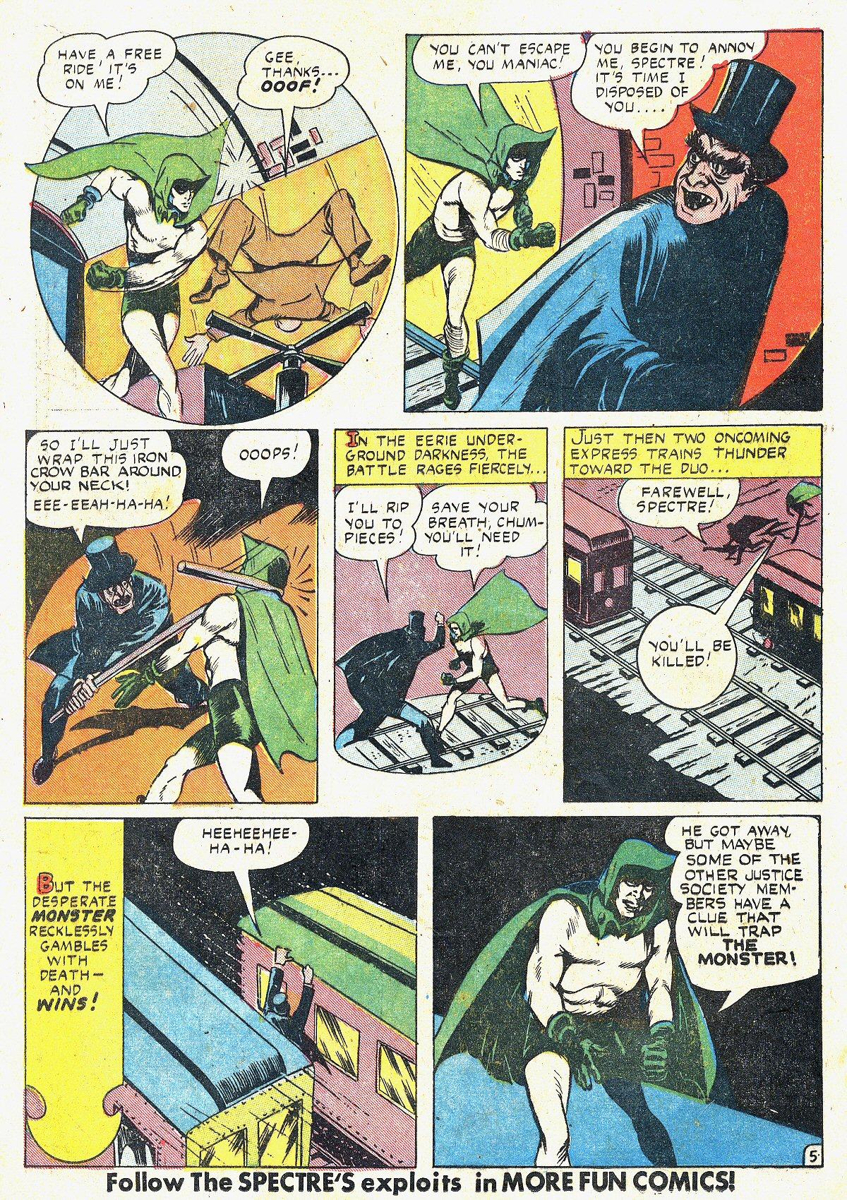 Read online All-Star Comics comic -  Issue #20 - 17