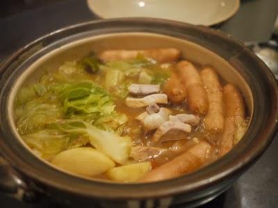 masakan jepang di musim dingin
