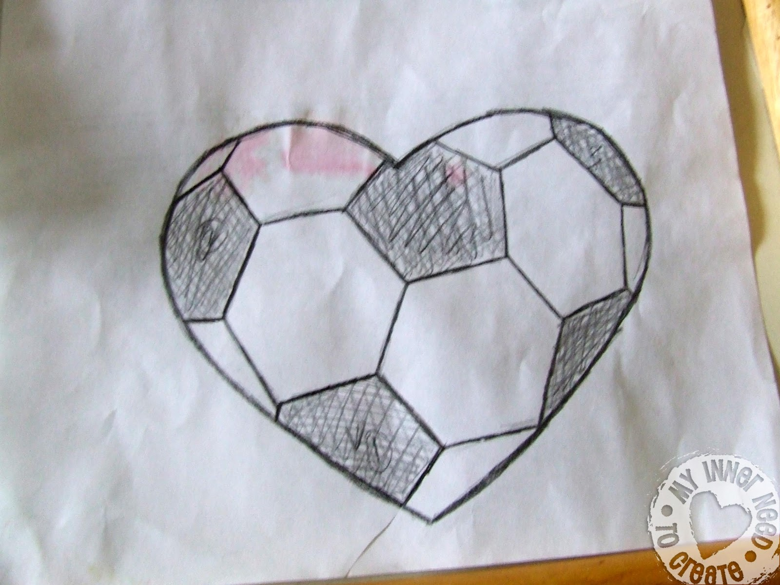 My Inner Need To Create...: Valentine Shirt For Boys